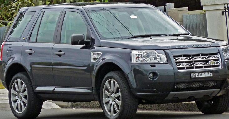 Freelander 2 Land Rover tuning - http://autotras.com