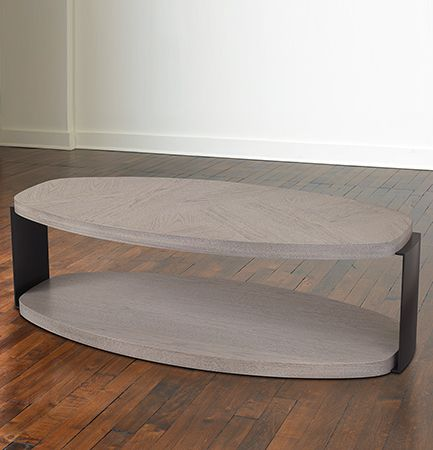 Ettore Oval Coffee Table - Coffee Tables - Collection - Mattaliano