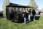 BBQ Trailer Catering Equipment | Meadow Creek Ultimate Caterer
