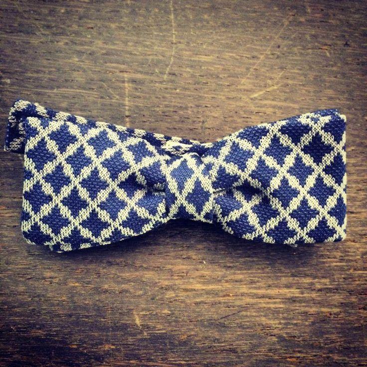John Sheep Jersey bow-ties | http://www.johnsheep.com/  | #bowtie #jersey #SS14 #style #gentleman