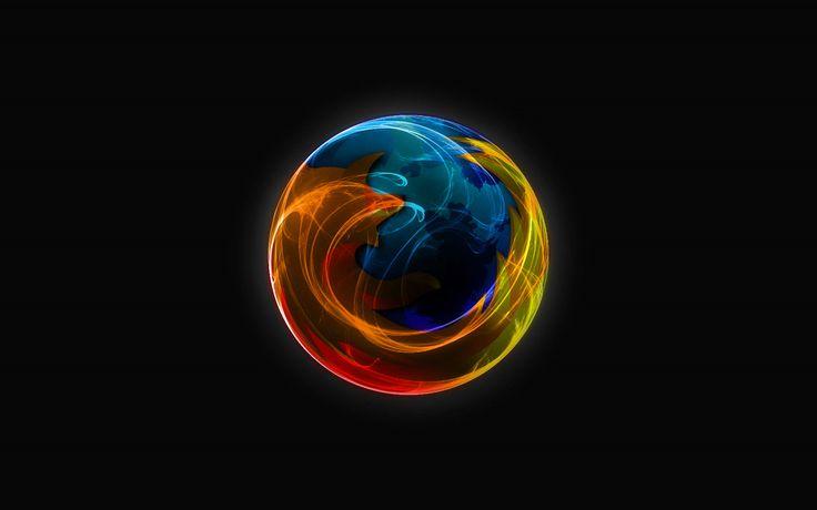 Technology Firefox  Wallpaper
