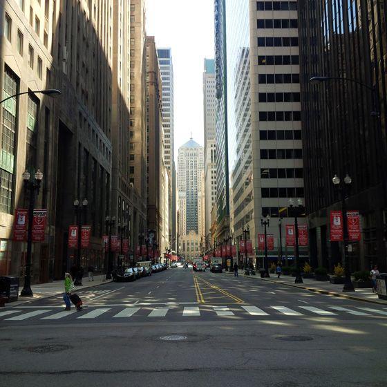 street scene by Q10