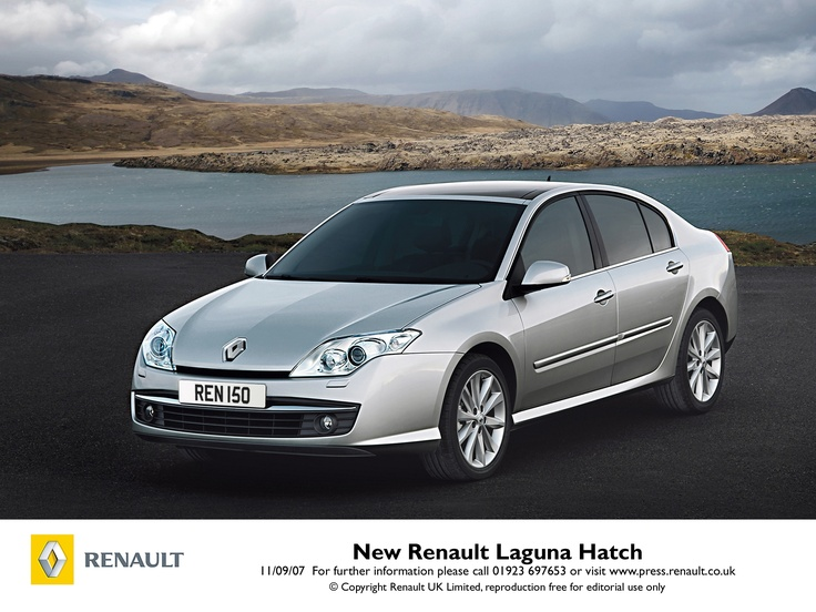 Renault Laguna V6 Hatch