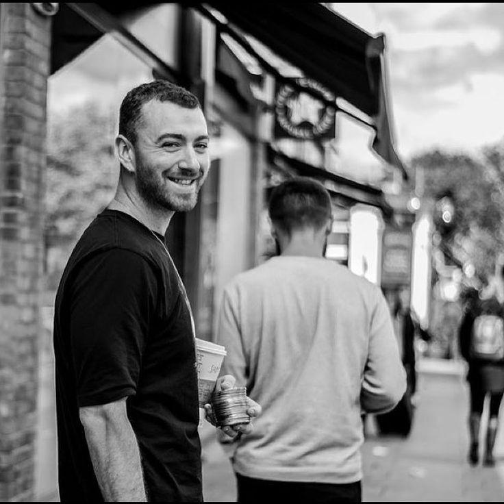 Sam Smith in London - June 2017
