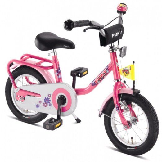 PUKY 12 pouces vélo Enfant Z2 Lovely rose velo enfant: Amazon.fr: Sports et Loisirs