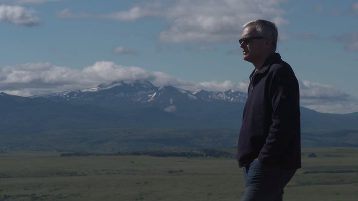 BBC newsreader Huw Edwards fulfils a lifelong ambition to travel to Patagonia to mark 150 years since the Welsh set sail across the Atlantic in search of a new life in South America.