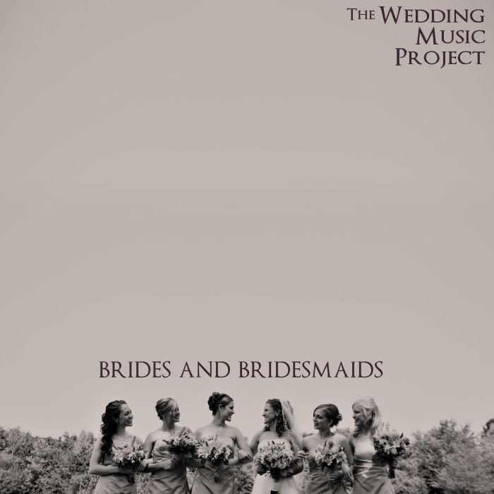 Wedding Processional Songs for Bride & Bridesmaids. 28 Great Wedding processional song choices - (actually 2 of them are our favorite wedding recessional songs). weddingmusicproject.com #WeddingMusic  #WeddingSongs