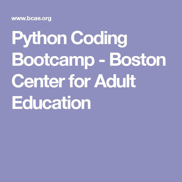 adult boston center education