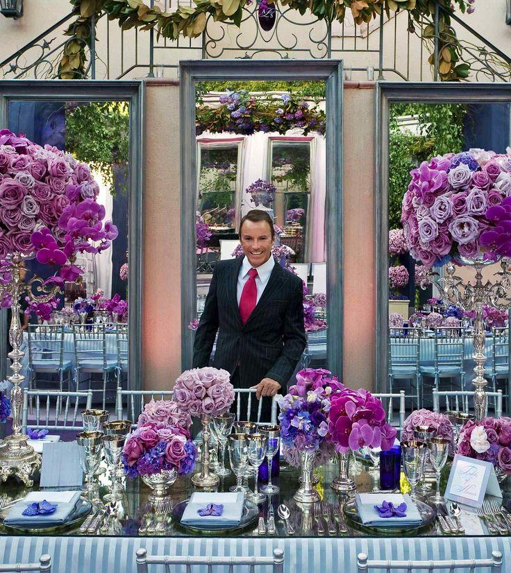 Celebrity Wedding Planner Colin Cowie - The Ritz-Carlton