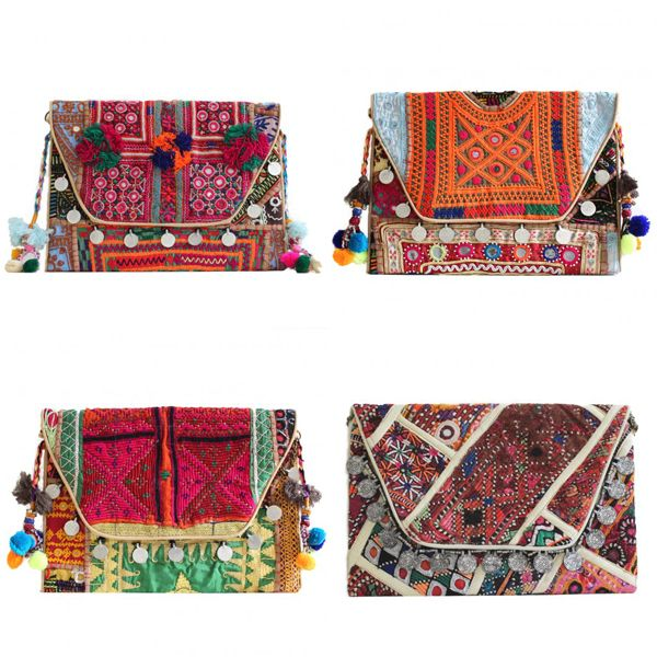 ☆ THE FRIDAY FASHION FILES: THE BOHEMIAN CLUTCH | THE STYLE FILES