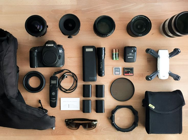 My Travel Bag, the kit I use while travelling - Andre Vicente Goncalves
