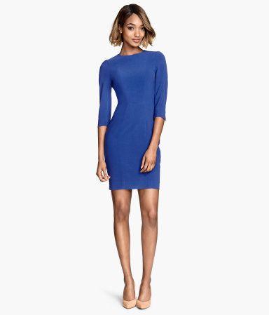 H&M Figure-fit dress $39.95