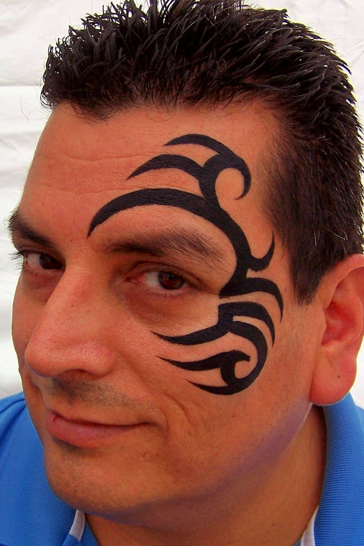 36 best face paint men 39 s tribal ideas images on pinterest carnivals costumes and creative ideas. Black Bedroom Furniture Sets. Home Design Ideas