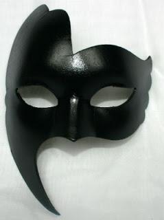 Mans Masquerade Mask
