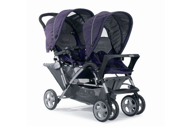 Choosing a double buggy to transport two siblings of different ages? Don't buy anything until you check out our pick of tandem and twin buggies...
