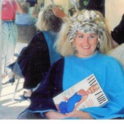 Me with my big 80s hair - what are your favorite 80s memories?