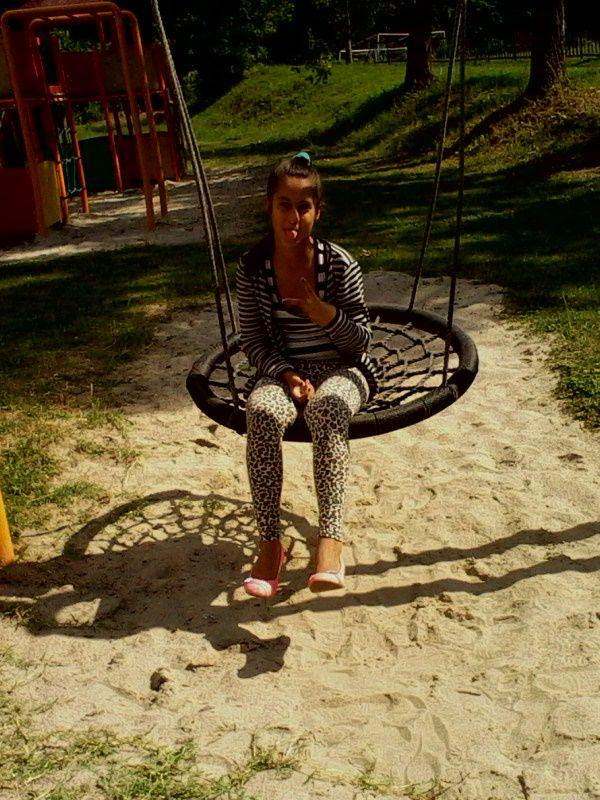 Kalandparkban <3