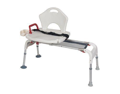 Drive Medical Folding Universal Sliding Transfer Bench, White Drive Medical http://www.amazon.com/dp/B004GYOKBG/ref=cm_sw_r_pi_dp_8.blub0TBWGQ7