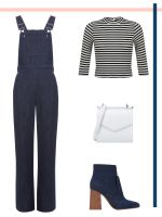 Here's Exactly How To Do Denim-On-Denim #refinery29  http://www.refinery29.com/denim-on-denim-outfits-fall