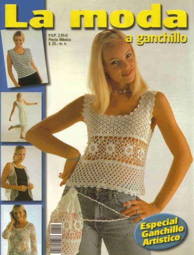 La_Moda_a _Ganchillo_50 - Lita Z - Álbuns da web do Picasa