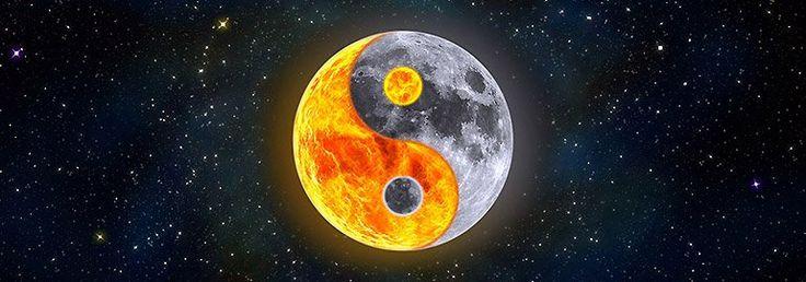 Το Γιν και το Γιανγκ  Από τους αρχαίους χρόνους, οι Κινέζοι περιγράψανε την πηγή κάθε κίνησης της ύλης και της δύναμης της ζωής σαν τη συνεχή, ισόρροπη έλξη της αρνητικής και της θετικής πλευράς της ενέργειας, που τις αποκαλούν το Γιν και το Γιάνγκ.