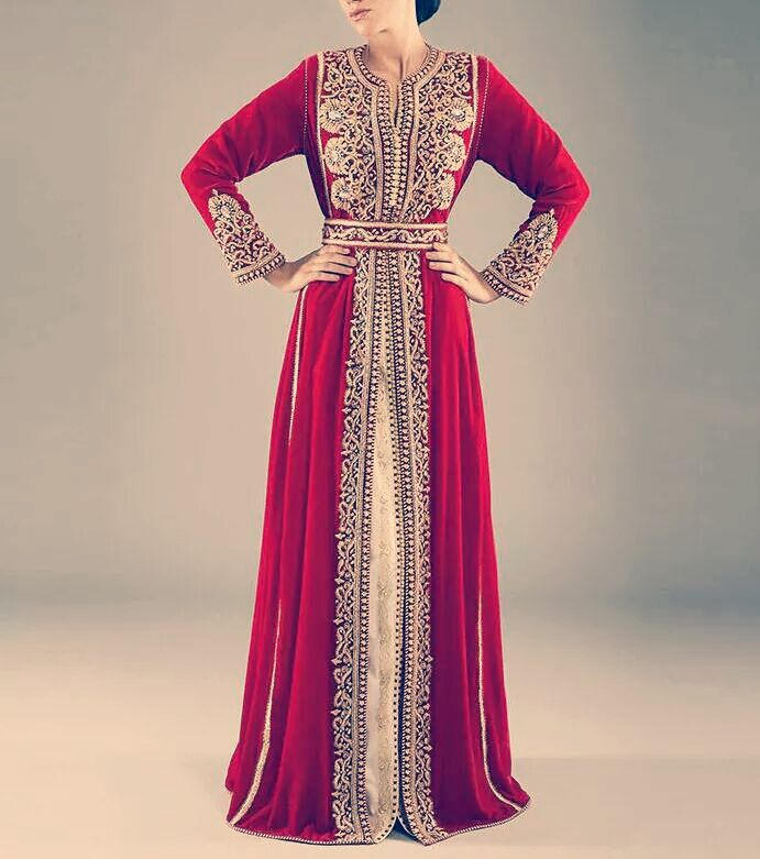 "Moroccan Caftan ""Dress"""