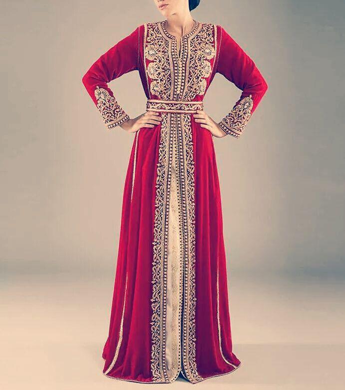 """Moroccan Caftan """"Dress"""""""