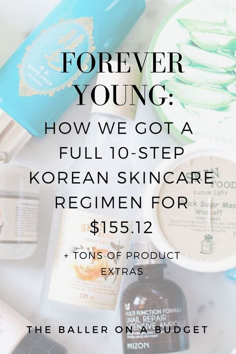 Forever Young: The 10-Step Korean Skincare Guide