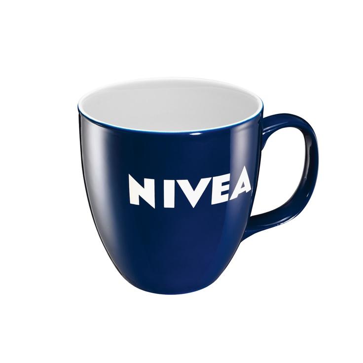NIVEA KAFFEEBECHER