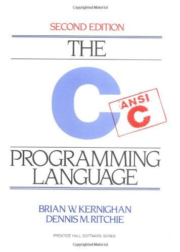 C Programming Language, 2nd Ed