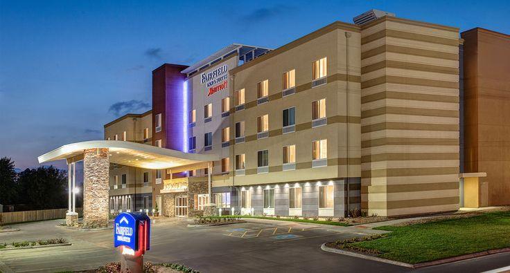 Fairfield inn and suites Marriott. In San Marcos Texas.