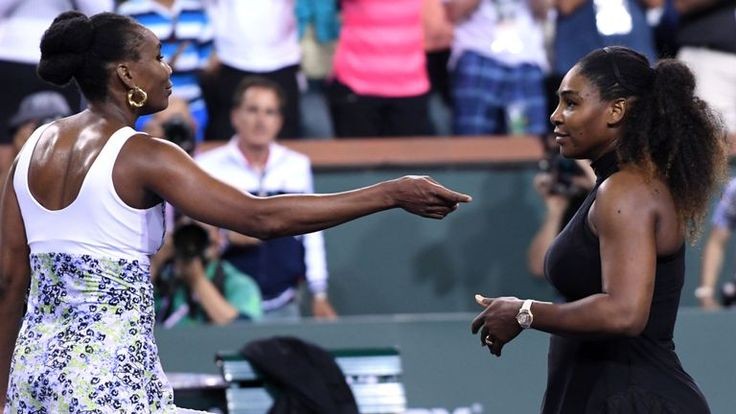 Venus beats Serena in straight sets -  By PA Sport  Last Updated: 13/03/18 6:41am  Venus Williams' win sets up a fourth-round match with Anastasija Sevastova  Venus Williams got the better of her younger sister Serena to make it through to the fourth round at Indian Wells with a 6-3 6-4 win.  Serena was playing in her first tournament since giving birth last September and faced her sister for the 29th time with Venus winning all but four of their meetings.  Serena saved three break points to…