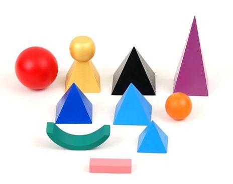 3D Grammar Symbols | Montessori | Pinterest | Montessori ...