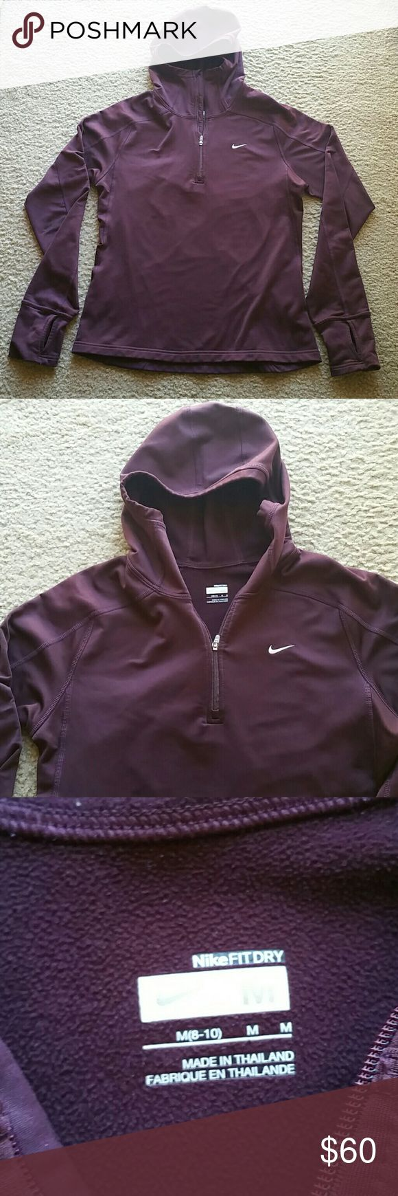 Nike dri fit hoodie size M Excellent condition Nike Jackets & Coats
