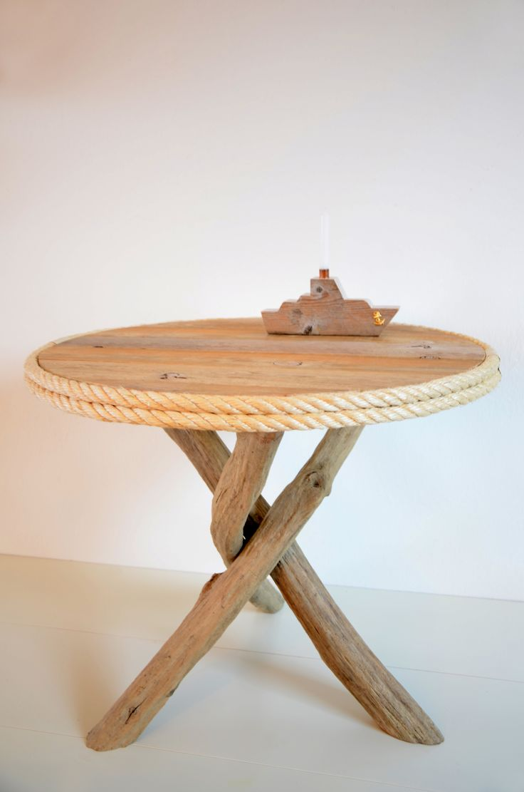 Treibholz Tisch SEA SCOUT ~ Driftwood Table