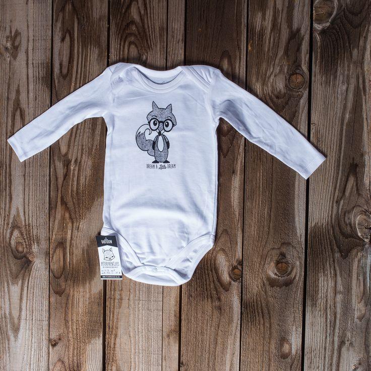 Long sleeve vest Fox 3-6 / 12-18 months