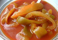 Болгарское лечо рецепт из перца с томатной пастой на зиму - Лечо на зиму . 1001 ЕДА вкусные рецепты с фото!
