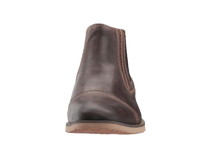 Steve Madden Lotus Men's Boots Chocolate