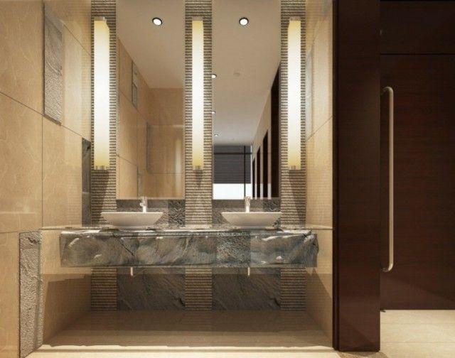 Les 25 meilleures id es concernant applique salle de bain for Decoration murale 974