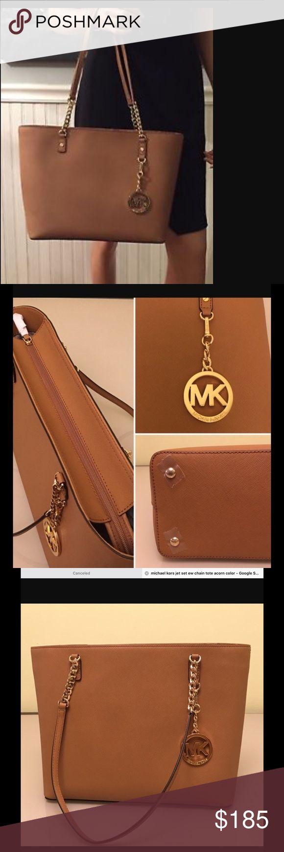 New Michael Kors ACORN COLOR BAG ⬇⬇ price dropped Bundle up and save Michael Kors Bags Shoulder Bags