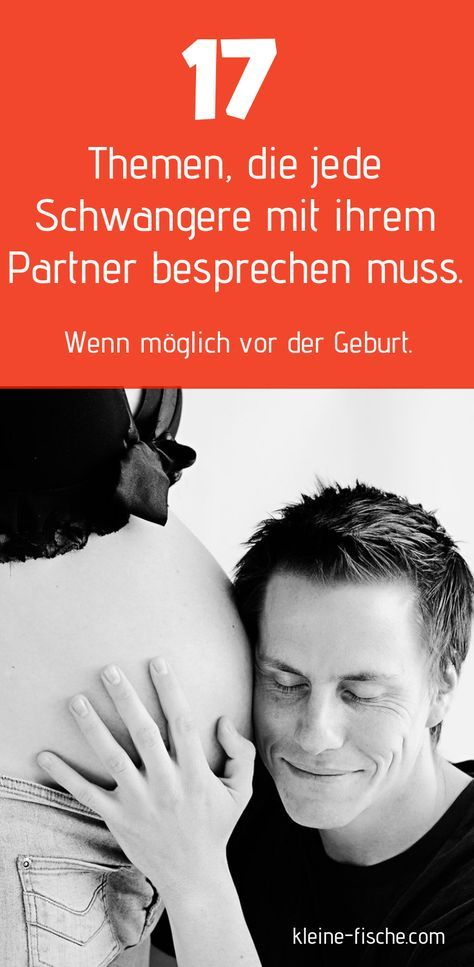 Endlich schwanger! Aber wie geht es weiter? Hier sind die wichtigsten Fragen, di…
