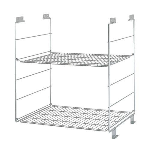 Wire Shelf To Work Under Console For Pantry Udden Wire Shelf 60