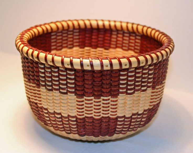 Rob Roy - Learn from Ruth Garcia at the 2014 Stowe Basketry Festival!