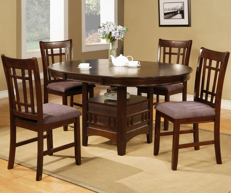 Empire 5 Piece Table Dining Room Furniture