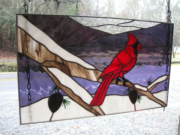 Peace By Piece Stained Glass Sevierville, TN. - Home