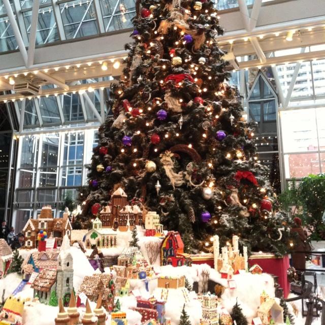 PPG Winter Garden, Pittsburgh
