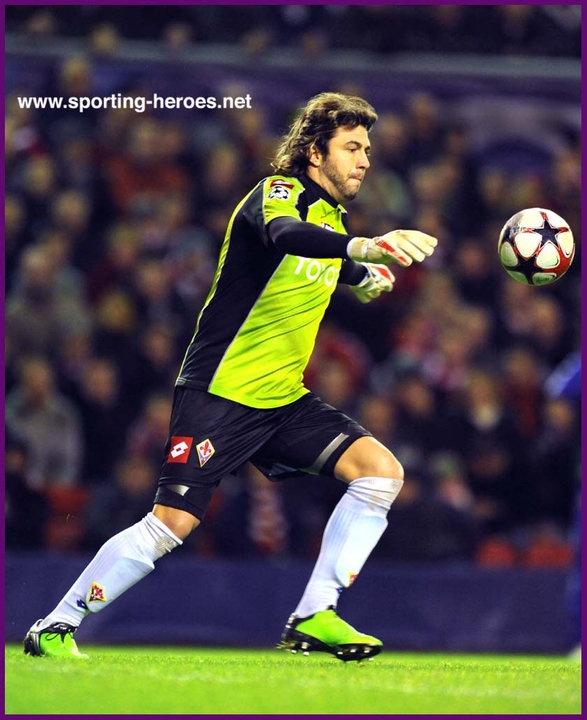 Sebastien FREY Fiorentina