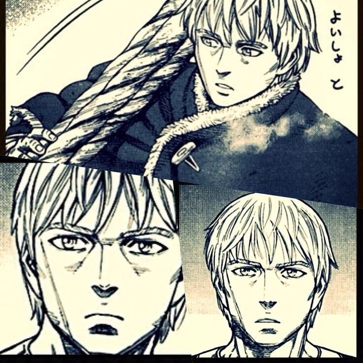 Any Manga Like Vinland Saga Manga: 46 Best Vinland Saga Images On Pinterest