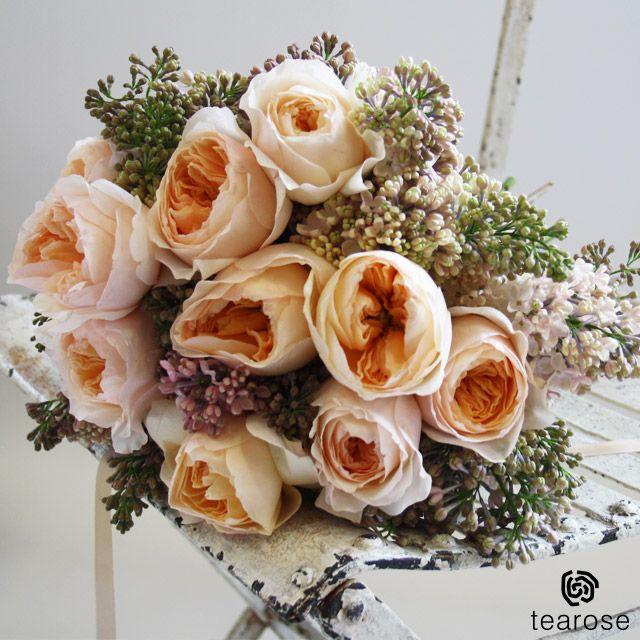#flowers #composition #bouquet #tearose #boutique #milan