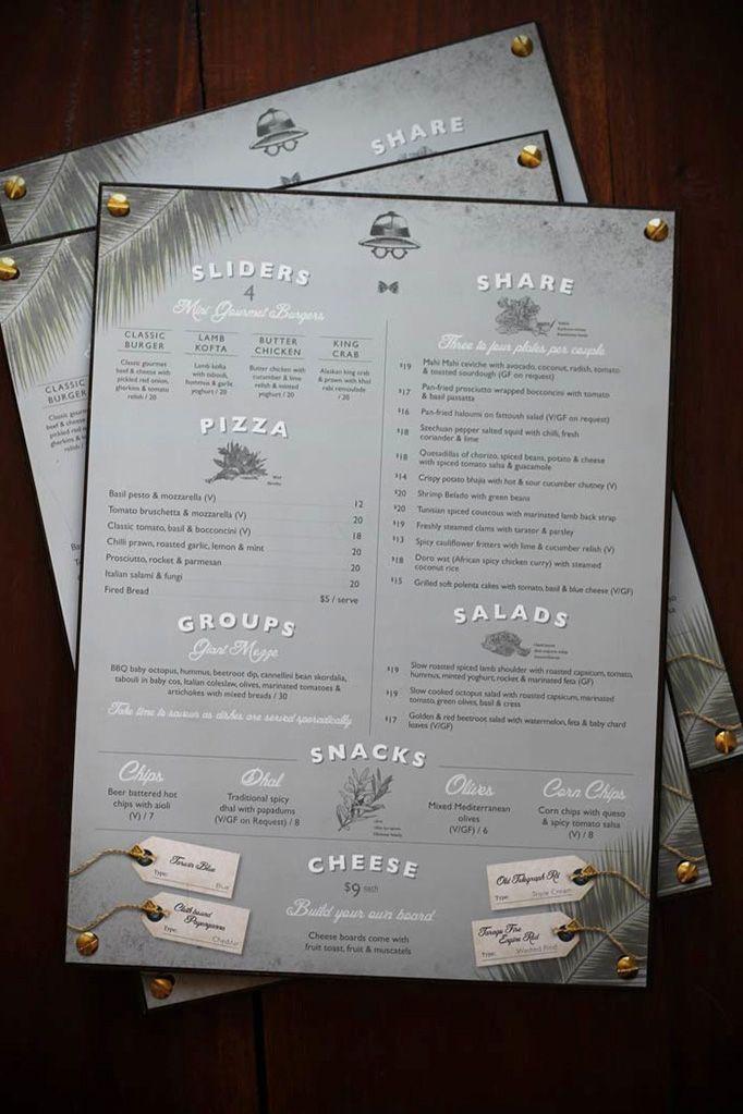 25+ best ideas about Restaurant menu design on Pinterest   Menu ...
